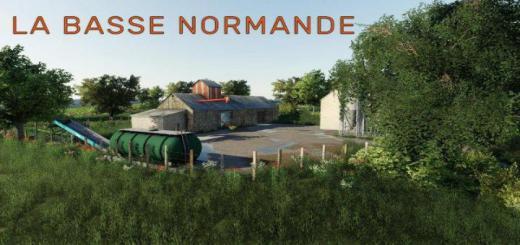 Photo of FS19 – La Basse Normande Map V1