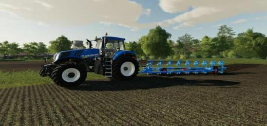Photo of FS19 – Lemken Diamant V1