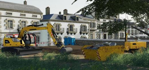 Photo of FS19 – Liebherr 920 Compact V1