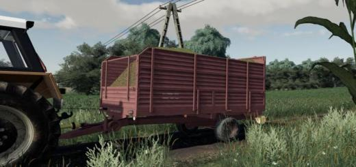 Photo of FS19 – Lizard N219/5 Trailer V1