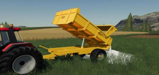 Photo of FS19 – Lizard Ormtp 80 Trailer V1