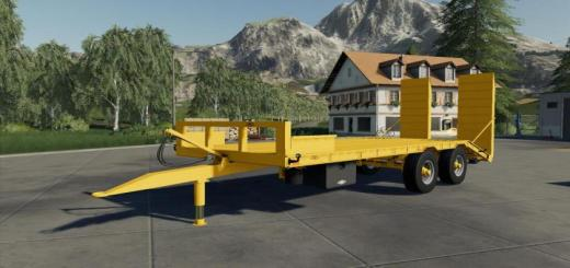 Photo of FS19 – Lizard Orpe 180 Trailer V1
