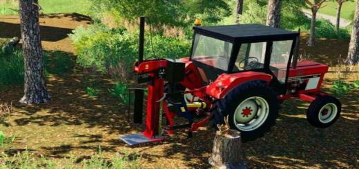 Photo of FS19 – Logsplitter Suire 18T V1