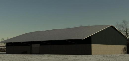 Photo of FS19 – Machinery Shed V1.0.0.2