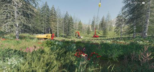 Photo of FS19 – Madill 172 Tower Yarder V2