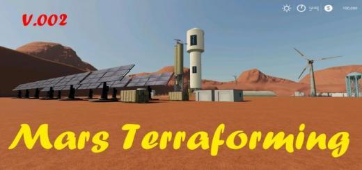 Photo of FS19 – Mars Terraforming Map V002