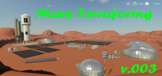 Photo of FS19 – Mars Terraforming V003