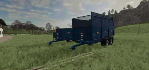 Photo of FS19 – Marston Trailer Pack V1.0