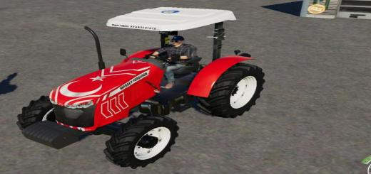 Photo of FS19 – Massey Ferguson 4200 V1.5