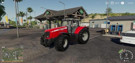 Photo of FS19 – Massey Ferguson 6400 Tractor V1