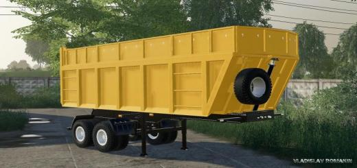 Photo of FS19 – Maz 950600-030 Trailer V1.0.0.2