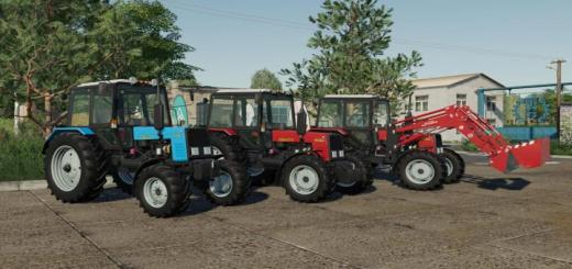 Photo of FS19 – Mtz 1025 Tractor V1