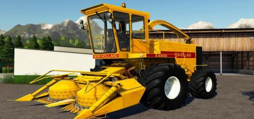 Photo of FS19 – New Holland S2200 V1.3