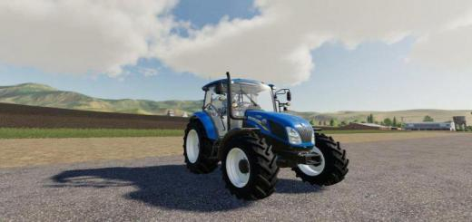 Photo of FS19 – New Holland T4 Tractor V1