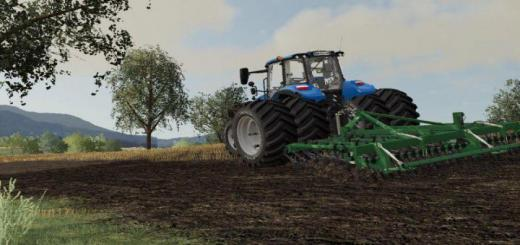 Photo of FS19 – New Holland T5 Tractor V1