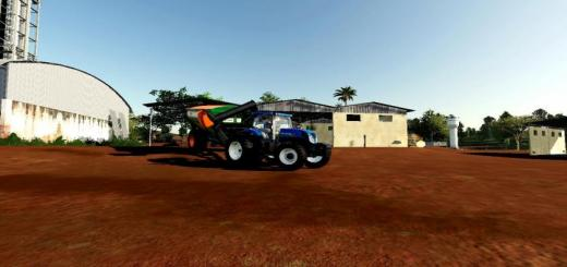 Photo of FS19 – New Holland T7175 Tractor V1
