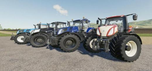 Photo of FS19 – New Holland T8 V1.0.3.0