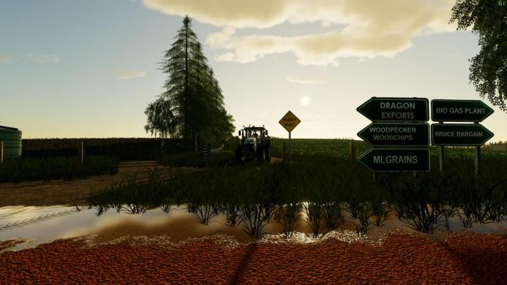 FS19 - Ninghan Farms Map V1.0.0.1