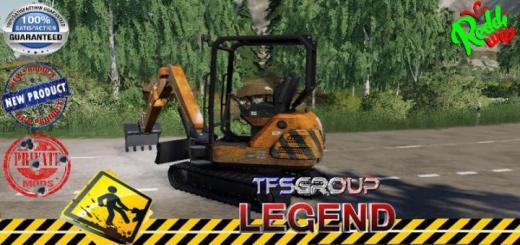 Photo of FS19 – Nomad Excavator V1.5