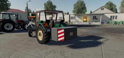 Photo of FS19 – Old Weight V1