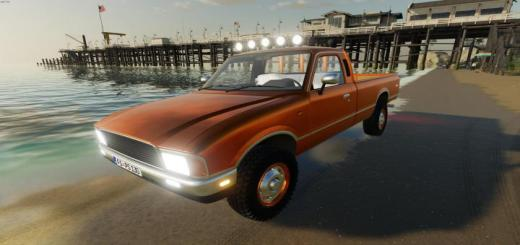 Photo of FS19 – Pickup 1978 More Reality V1
