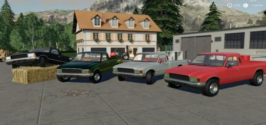 Photo of FS19 – Pickup 1978 Rmt V1