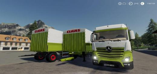 Photo of FS19 – Platformer Pack Claas Edition V1.2