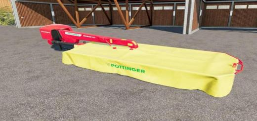 Photo of FS19 – Pottinger Novacat 442 V1