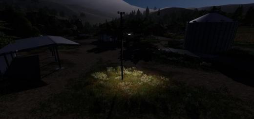 Photo of FS19 – Powerful Spotlights V1.0.1.0