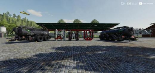 Photo of FS19 – Raptor Carbon Pack V2