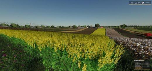 Photo of FS19 – Real Crop Density V1