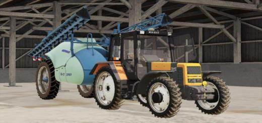 Photo of FS19 – Renault 145.54 V1