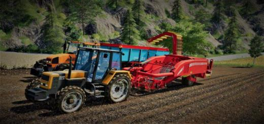 Photo of FS19 – Renault 54/74/94 Tractor V1