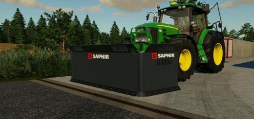 Photo of FS19 – Saphir Mes 400 V1.0.0.2