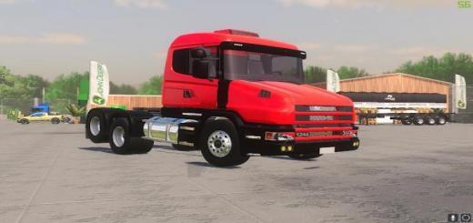Photo of FS19 – Scania 124 Truck V1