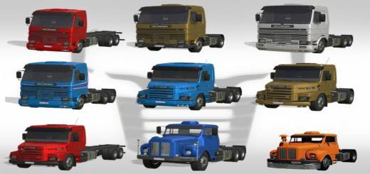 Photo of FS19 – Scania Pack V1