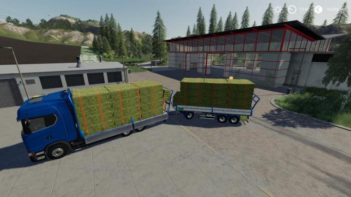FS19 - Scania S580 6X2 V1.3
