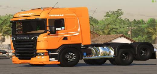 Photo of FS19 – Scania Streamline Afbr V2