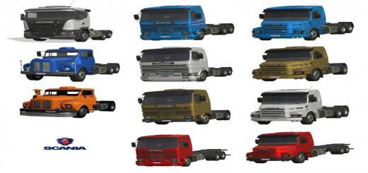 Photo of FS19 – Scania Trucks Pack Fcs V2