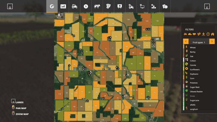 FS19 - Seneca County Map V1.2