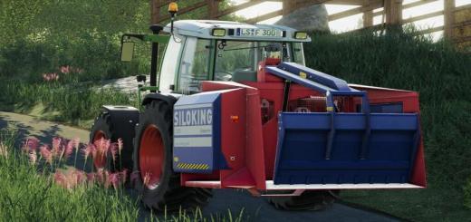 Photo of FS19 – Siloking Ea 2300 V2