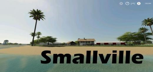 Photo of FS19 – Smallville Map V001