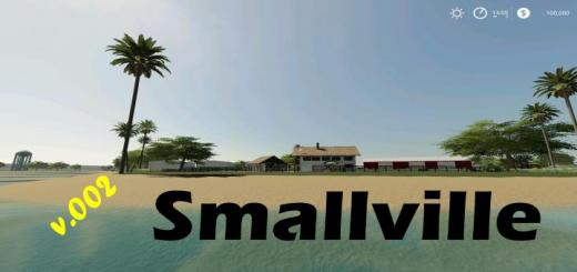 Photo of FS19 – Smallville Map V002