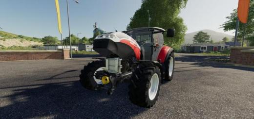 Photo of FS19 – Steyr Multi Tractor V1.7