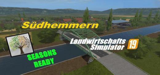 Photo of FS19 – Sudhemmern Map V6