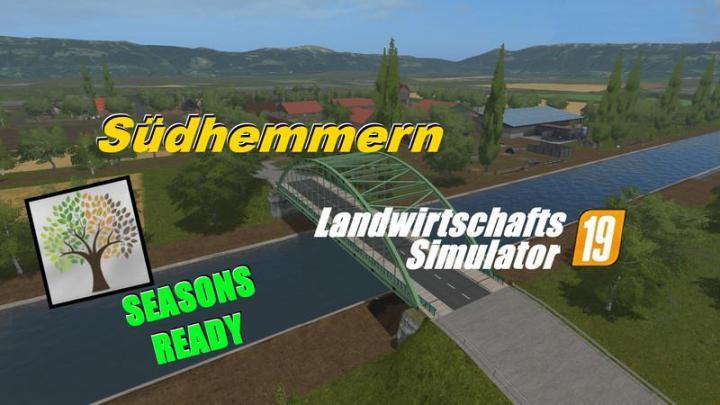 FS19 - Sudhemmern Map V6