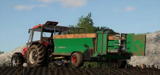 Photo of FS19 – Tehnostroj Tg28 Trailer V1