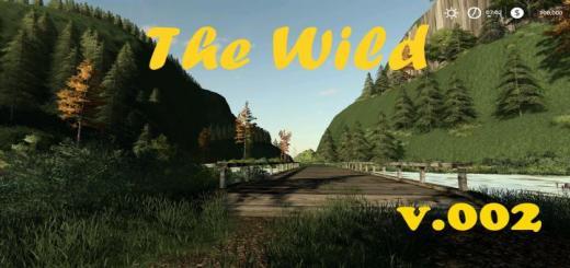 Photo of FS19 – The Wild Map V002