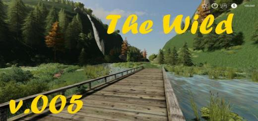 Photo of FS19 – The Wild Map V005