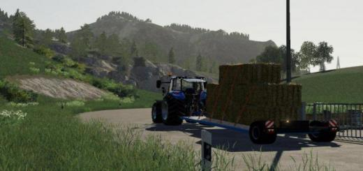 Photo of FS19 – Toolholders Trailer V1